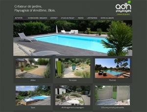Lancement du nouveau site ADH-Paysages
